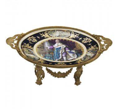 centro-de-mesa-limoges-em-porcelana-apliques-em-bronze-17x45x37cm
