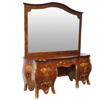 penteadeira-em-madeira-marchetada-apliques-em-bronze-e-espelho-embutido-198x164x55cm
