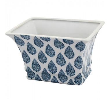 centro-de-mesa-em-porcelana-azul-16x25x17cm-2596