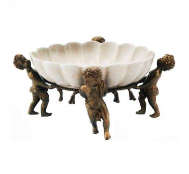 centro-de-mesa-porcelana-e-bronze-coin-cherubim-17x41x35cm-956