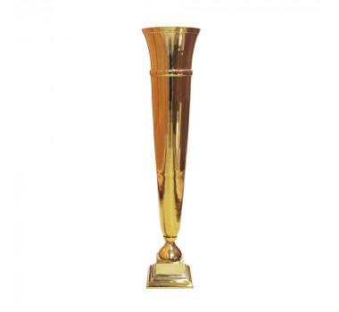 anfora-de-aluminio-dourado-brilhante-63x17cm