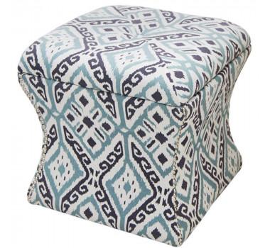 banqueta-estofada-tecido-estampado-44x45x44cm