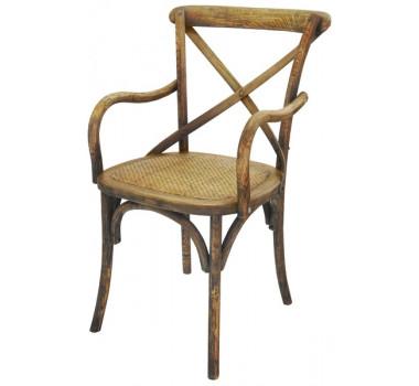 Cadeira Rustica em Madeira