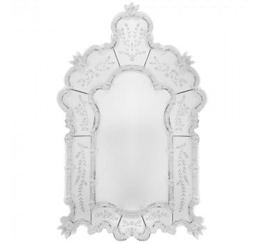 Espelho Veneziano Com Moldura Bisotada Clássica Dupont