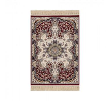 tapete-persa-kerman-vermelho-com-detalhes-em-bege-90x57cm
