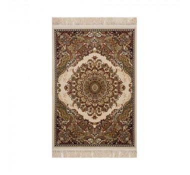 tapete-persa-qom-bege-com-detalhes-florais-57x90cm