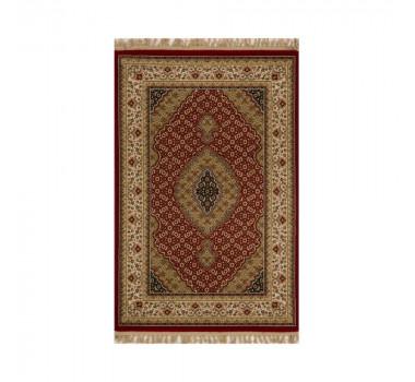 tapete-persa-tabriz-vermelho-e-bege-100x150cm