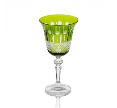 taca-de-cristal-polones-cor-verde-esmeralda-para-vinho-220ml