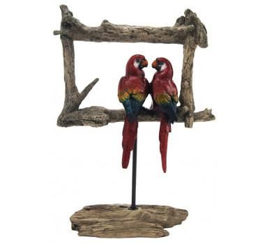 escultura-em-resina-com-formato-de-passaro-37x25x9cm