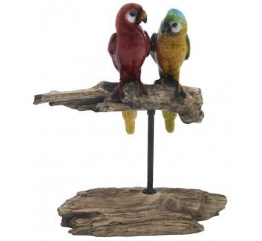 escultura-em-resina-com-formato-de-passaro-27x23x10cm