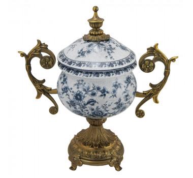 potiche-em-porcelana-com-pintura-floral-azul-e-apliques-arabescos-em-bronze-37x19cm