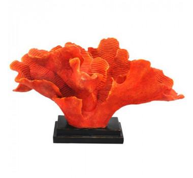 escultura-de-coral-laranja-e-base-em-resina-28x55x28cm-4741