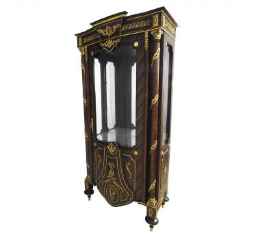 vitrine-em-madeira-marchetada-com-apliques-em-bronze-193x90x50cm