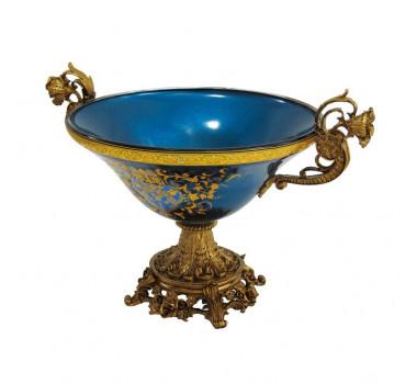 centro-de-mesa-em-cristal-com-detalhes-em-azul-33x23x25cm
