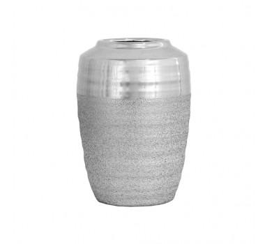 vaso-rústico-decorativo-em-cerâmica-prata-35x22cm