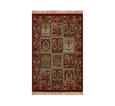 tapete-persa-isfahan-vermelho-com-detalhes-100x150cm
