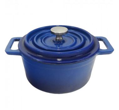 Panela Azul Esmaltada