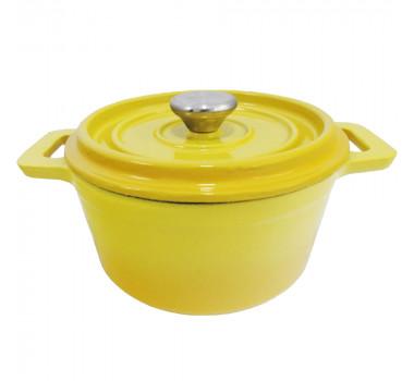 panela-de-ferro-esmaltada-em-amarela-2,6L