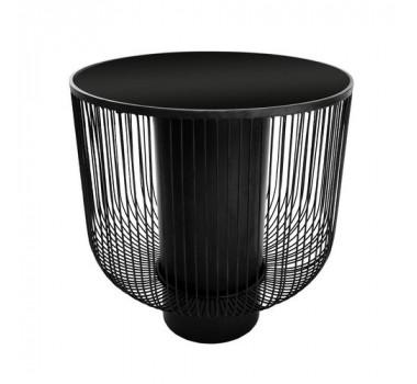 mesa-auxiliar-em-metal-com-tampo-de-vidro-preto-54x50x50cm