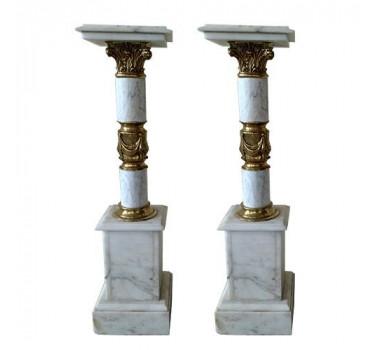 par-de-colunas-em-marmore-carrara-apliquem-em-bronze