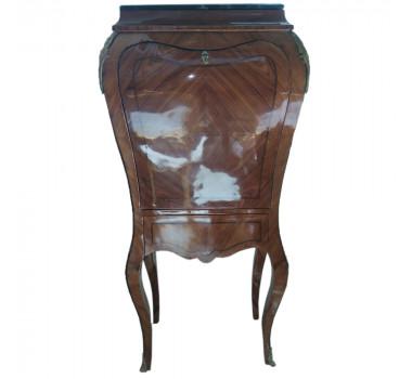 Bar Clássico Luis XV Com Espelho e Marchetaria Linha Pallace Ellegance