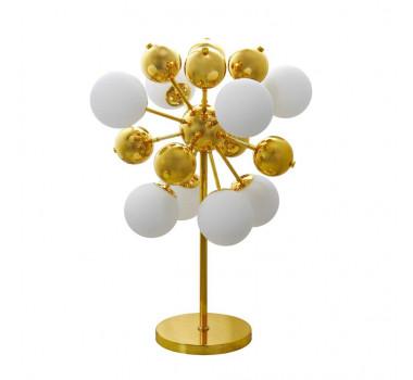 luminaria-em-metal-dourado-com-foco-de-luz-multiplo-77x60cm