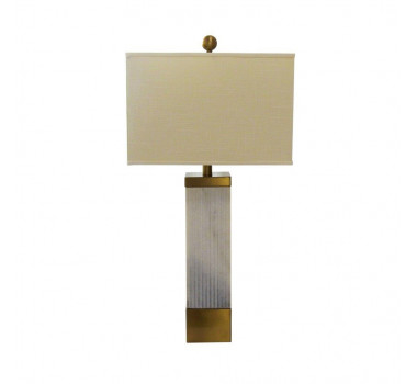 abajur-com-base-em-metal-dourado-e-marmore-branco-estatuario-com-cupula-80×40×26cm