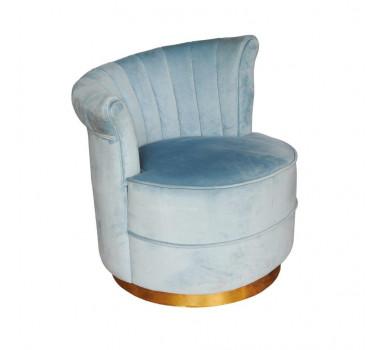 poltrona-com-estofado-em-veludo-azul-76x70x69cm