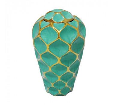 potiche-decorativo-pequeno-em-porcelana-verde-e-dourado
