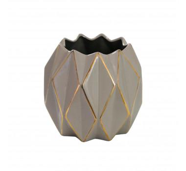 vaso-em-ceramica-decorativo-marrom-e-dourado-29x17cm