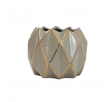 vaso-em-ceramica-decorativo-marrom-e-dourado-14x18cm
