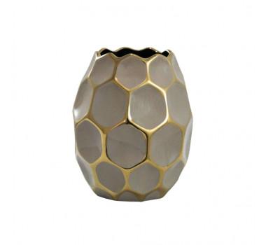 vaso-em-ceramica-decorativo-marrom-e-dourado-18x15x15cm