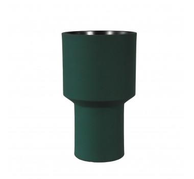 vaso-decorativo-produzido-em-ceramica-verde-27x16cm