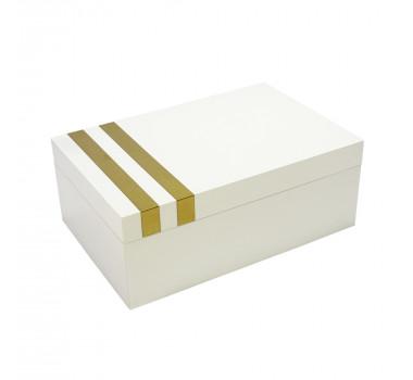 caixa-decorativa-em-madeira-branca-com-detalhes-em-dourado-12x30x20cm