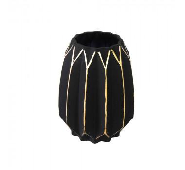 vaso-decorativo-em-vidro-na-cor-preta-com-detalhes-em-dourado-19x14cm