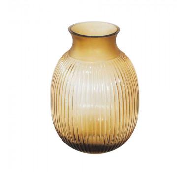 vaso-decorativo-em-vidro-na-cor-marrom-27x18cm