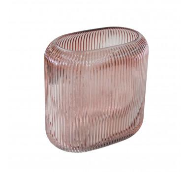 vaso-decorativo-em-vidro-rosa-20x19x11cm