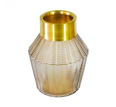 vaso-decorativo-em-vidro-na-cor-marrom-21x16cm