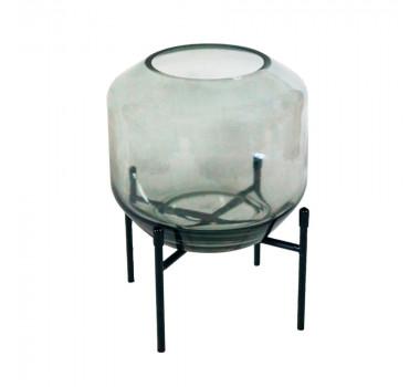 vaso-decorativo-em-vidro-na-cor-cinza-20x15cm