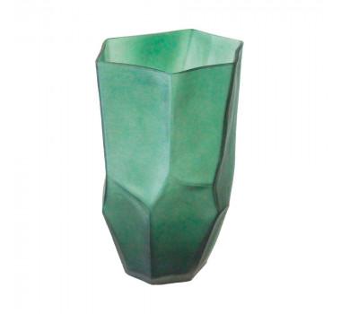 vaso-decorativo-em-vidro-na-cor-verde-33x17cm
