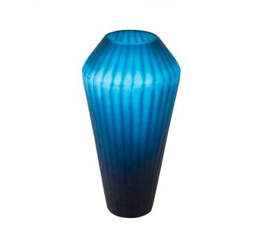 vaso-decorativo-em-vidro-na-cor-azul-escuro-35x16cm