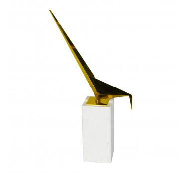 escultura-de-passaro-produzido-em-metal-com-base-em-marmore-46x20x09cm