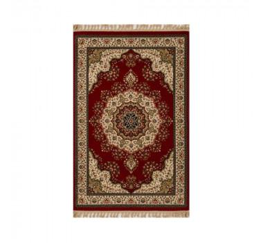 tapete-persa-tabriz-mahi-vermelho-e-bege-133x190cm