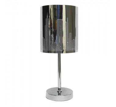 Abajur de Mesa em Metal 42 cm X 17 cm