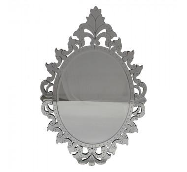 Espelho Clássico Veneziano Oval