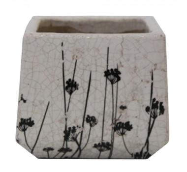 cachepot-poppy-em-ceramica-com-desenho-de-flores-15x13cm