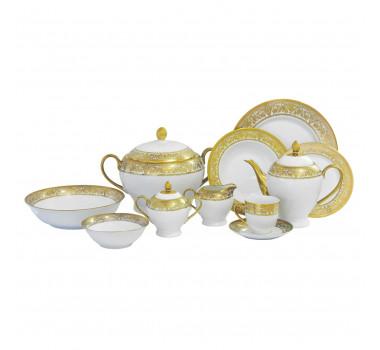 aparelho-de-jantar-veria-com-bordas-decorativas-douradas-jogo-com-81-pecas
