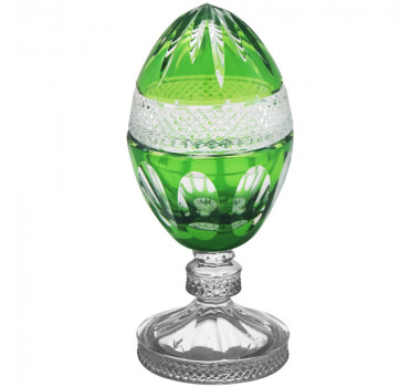 bomboniere-loving-sugar-produzida-em-cristal-verde-26x12cm