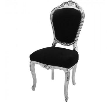 cadeira-luis-xv-prateada-estofado-preto-114x54x51cm
