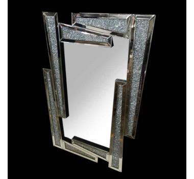 Espelho Moderno Veneziano 118 cm x 75 cm